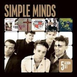 Simple Minds альбом 5 Album Set (Remastered)