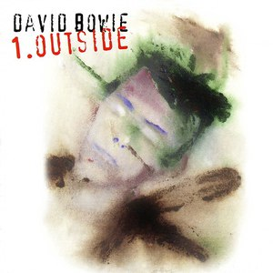 David Bowie альбом 1. Outside