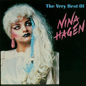 Альбом Nina Hagen The Very Best Of