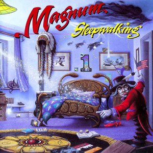Magnum альбом Sleepwalking