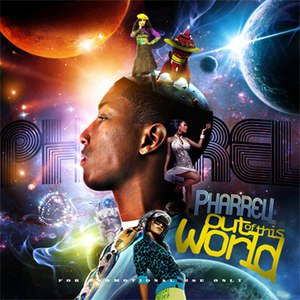 Pharrell Williams альбом Out Of This World