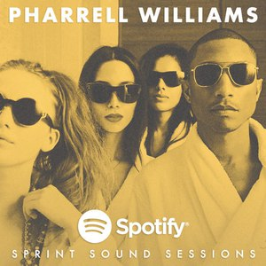 Pharrell Williams альбом Sprint Sound Sessions