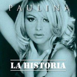 Paulina Rubio альбом La Historia