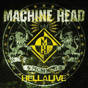 MACHINE HEAD альбом Hellalive