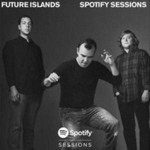 Future Islands альбом Spotify Session