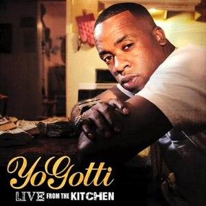 Yo Gotti альбом Live From The Kitchen