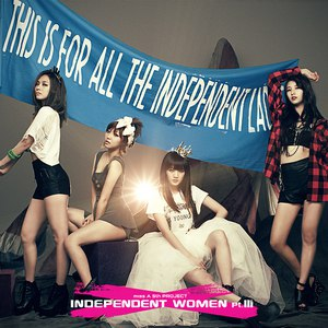 miss A альбом Independent Women pt.III