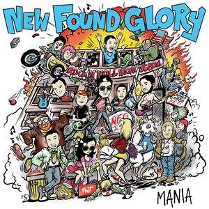 New Found Glory альбом Mania