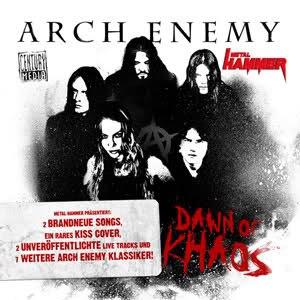Arch Enemy альбом Dawn of Khaos