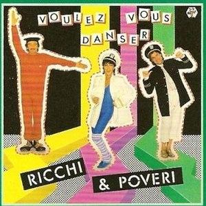 Ricchi E Poveri альбом Voulez-Vous Danser