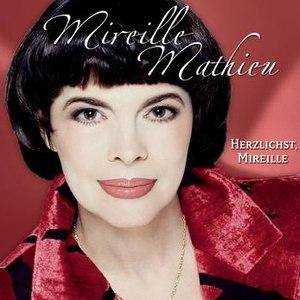 Mireille Mathieu альбом Herzlichst, Mireille
