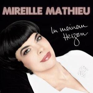 Mireille Mathieu альбом In meinem Herzen