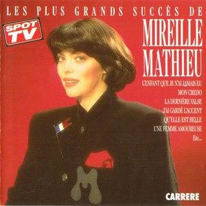 Mireille Mathieu альбом Les Plus Grands Succès
