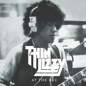 Thin Lizzy альбом Live at the BBC