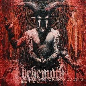 Behemoth альбом Zos Kia Cultus (Here and Beyond)