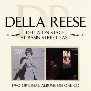 Della Reese альбом On Stage/ At Basin St East