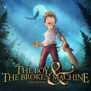 joe brooks альбом The Boy & The Broken Machine