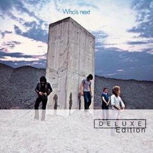 The Who альбом Who's Next (Deluxe Edition)