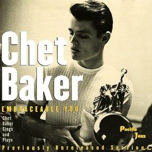 Chet Baker альбом Embraceable You