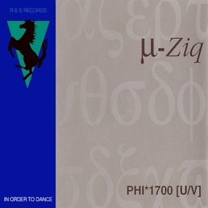 µ-Ziq альбом Phi*1700 (U/V)