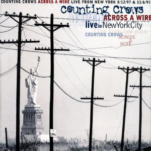 Counting Crows альбом Across A Wire - Live From New York