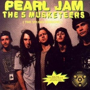 Pearl Jam альбом The 5 Musketeers