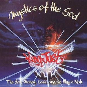King Just альбом Mystics Of The God