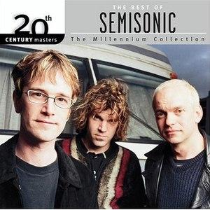 Альбом Semisonic 20th Century Masters: The Millennium Collection: The Best of Semisonic