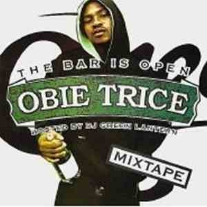 Obie Trice альбом The Bar Is Open