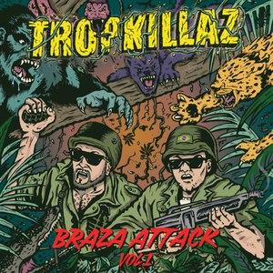 Tropkillaz альбом Braza Attack Vol.1