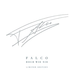 Falco альбом Hoch wie nie