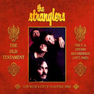The Stranglers альбом The Old Testament (UA Studio Recs 77-82)