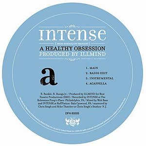 """Intense альбом A Healthy Obsession 12"""""""