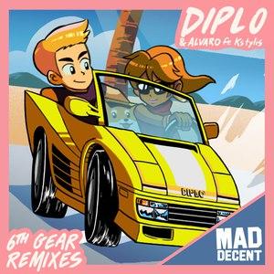 Diplo альбом 6th Gear (Remixes)