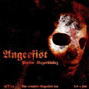 Angerfist альбом Pissin' Razorbladez