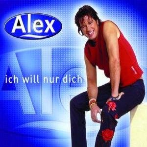 ALEX альбом Ich will nur dich