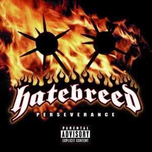 Hatebreed альбом Perseverance (Explicit Version)