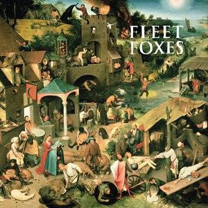 Fleet Foxes альбом Fleet Foxes