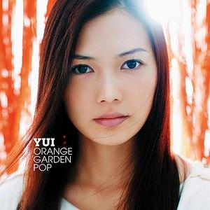 Yui альбом ORANGE GARDEN POP