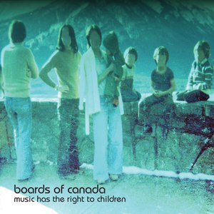Boards of Canada альбом Music Has the Right to Children