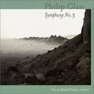 Philip Glass альбом Symphony No. 3