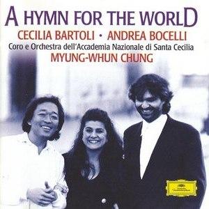 Cecilia Bartoli альбом A Hymn For The World