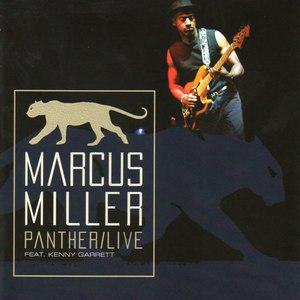 Marcus Miller альбом Panther/(live)