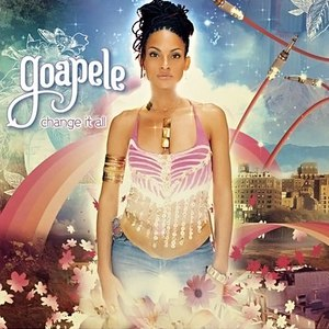 Goapele альбом Change It All