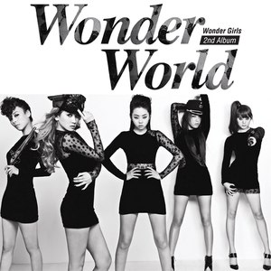 Wonder Girls альбом Wonder World