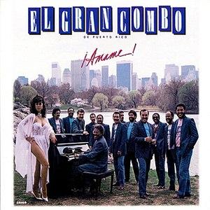 El Gran Combo альбом ¡Amame!