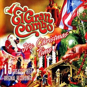 El Gran Combo альбом It's Christmas Time! (Original Recordings)