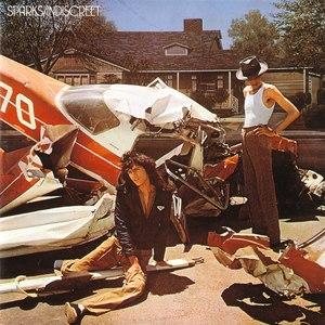 Sparks альбом Indiscreet