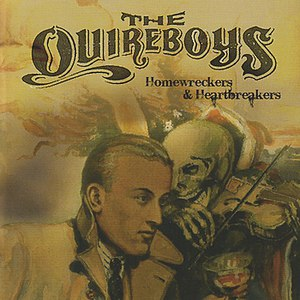 THE QUIREBOYS альбом Homewreckers And Heartbreakers