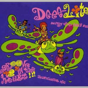 Deee-Lite альбом Groove is in the Heart EP